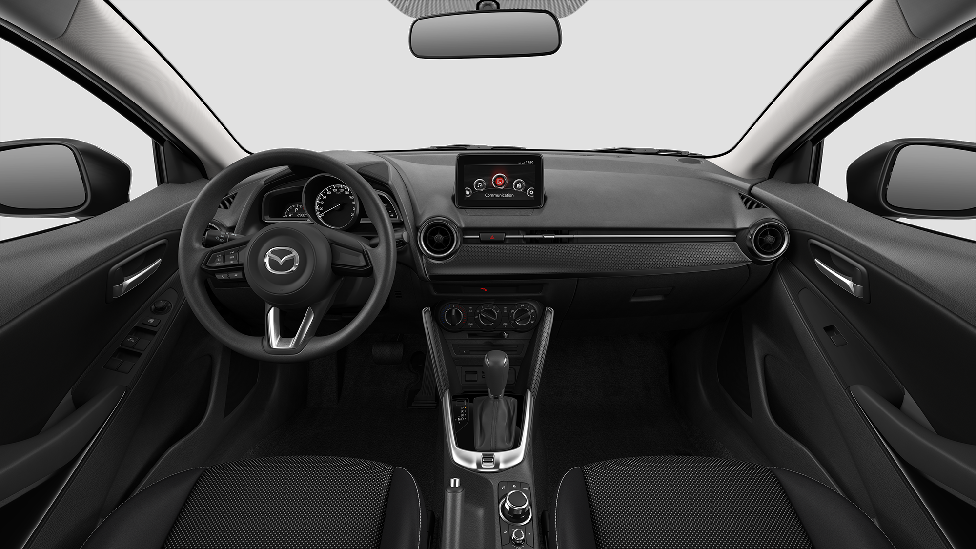 Mazda2 DLLR DM9GLAH 38P DAL INT High Transparentpng 2000